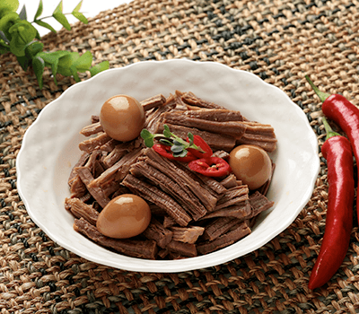 Soy Sauce Braised Beef